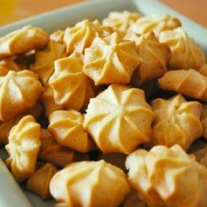 Soft Honey Lemon Cookies