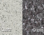 Granite Versus Quartz Countertops