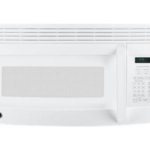 ge jnm3151dfww 1 5 cu ft over the range microwave oven