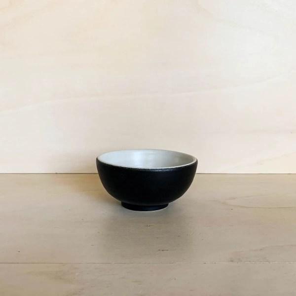 Kitchen Dates – tigela cereais circular (preto)