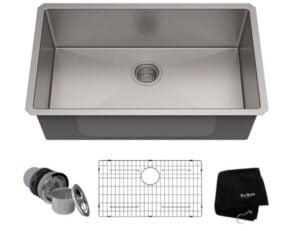 install pvc pipe under kitchen sink