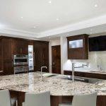 Dark Industrial 8 Handsome And Rich Open Kitchen Kitchen Ideas