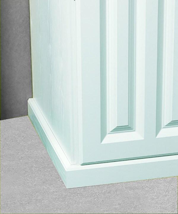 Traditional - PVC'd Profiled Plinth