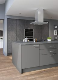 Trendy - Anthracite Fabric Metal - Smooth Dust Grey