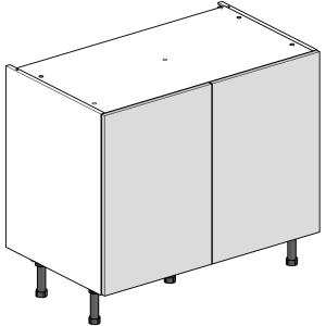 Highline Double Base Cabinet