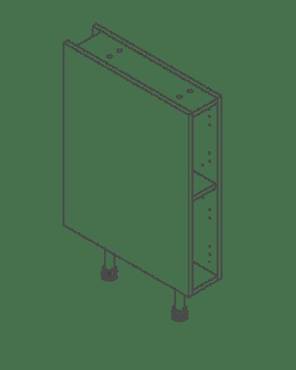 Single Base Cabinet 150