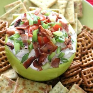 This BLT DIP is a widely popular party dip based off the classic sandwich. This easy-to-make recipe is ready in as little as 15 minutes.