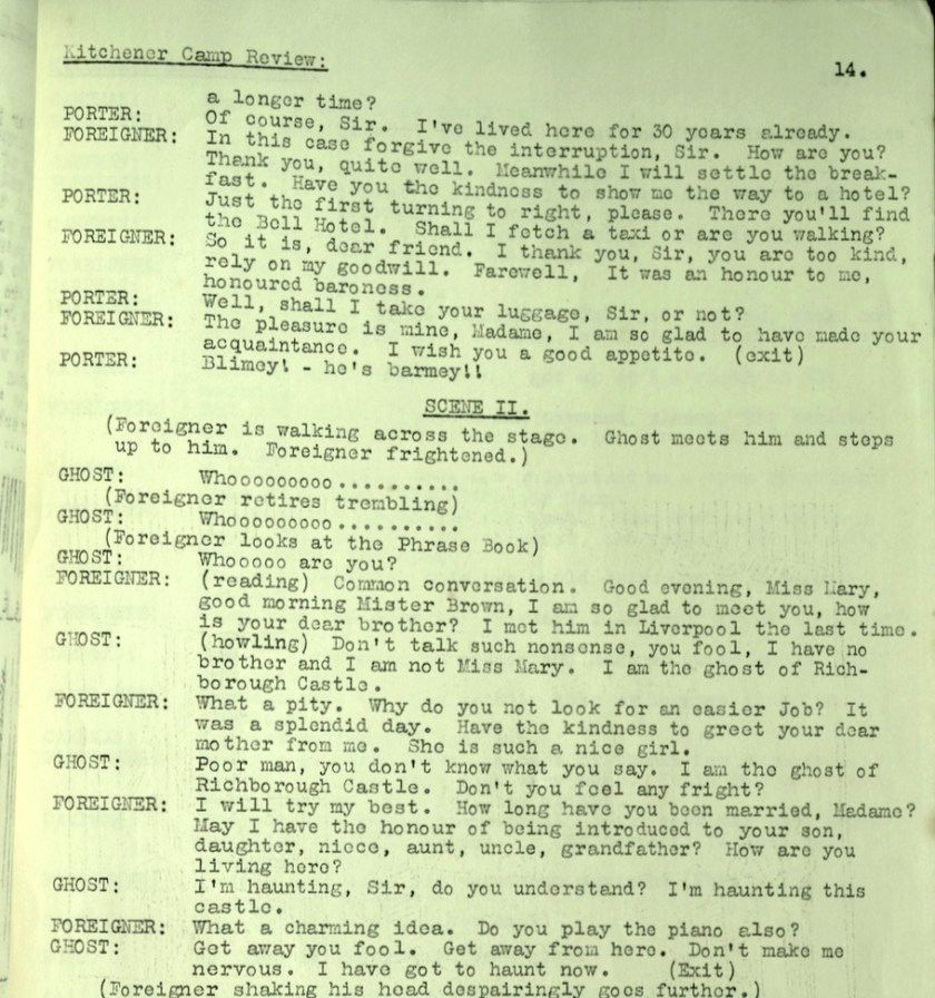 KC Review, no. 7, September 1939, page 14, top