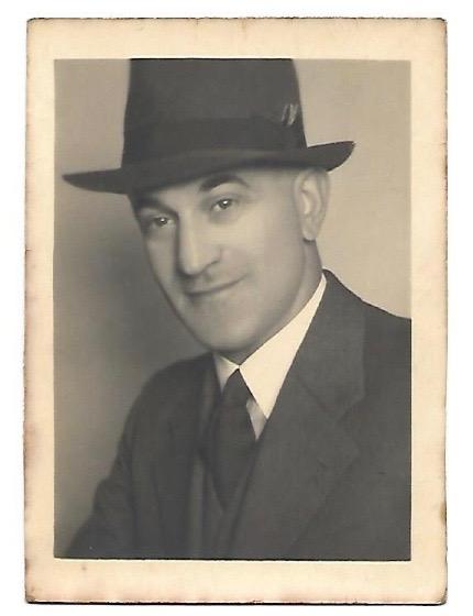Kitchener camp, Max Israelsohn