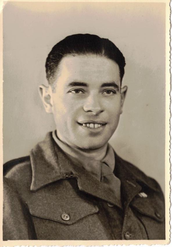 Kitchener camp, Berthold Ungermünz, Pioneer Corps Private 13800265