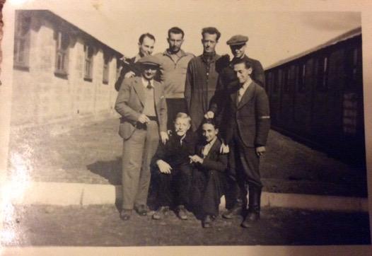Kitchener camp, Werner Horst Philippsen, 1939