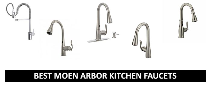Best Moen Arbor Kitchen Faucets