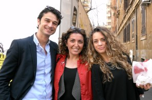 Dil Gabriele Dell'Aiera, Francesca Romana Massaro, Garyl Brescia