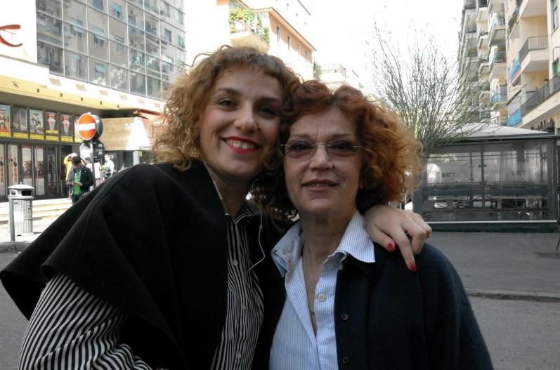 Siria Calderone , Simonetta Baldassarre