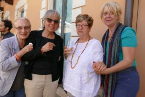 Elizabeth Missland, Emanuela Piovano, Maresa D'arcangelo Donatella Pascucci
