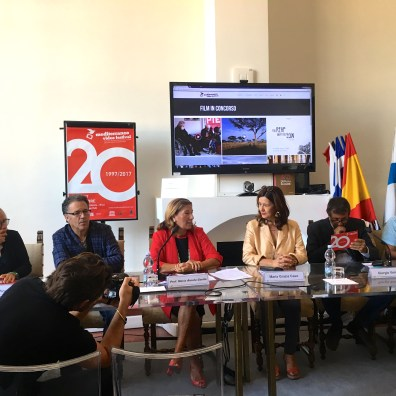Emanuela Piovano, Noureddine Fatty, Maria Amata Garito, Maria Grazia Caso, Giorgio Verdelli, Tony Shargool