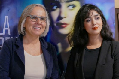 Emanuela Piovano, Mariam Al Ferjani