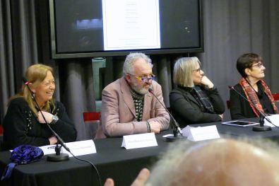 Giusi Mainardi, Steve Della Casa, Emanuela Piovano, Silvia Delfuoco
