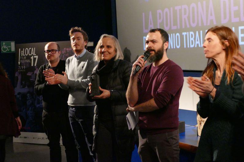 Ettore Scarpa, Emanuele Baldino, Emanuela Piovano, Maurizio Fedele