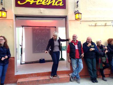 Emanuela Piovano, Ottaviano Capodiferro, Gerardo Fornari, Maria Cascioli,