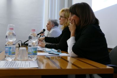 Marcella Corsi, Francesca Russo, Anna Loretoni
