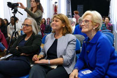 Emanuela Piovano, Silvia Costa, Livia Turco