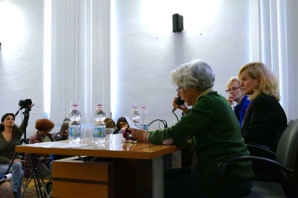 Francesca Izzo, Francesca Russo, Livia Turco
