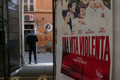 Roma- Cinema Intrastevere