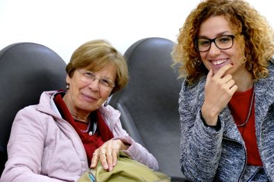 Flavia Schiavi, Siria Calderone