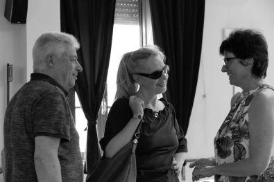 Domenico Lo Zito, Gabriella Aleo, Elisa Basconi