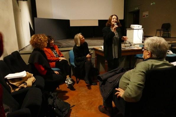 Siria Calderone, Paola Paoli, Emanuela Piovano, Silvana Silvestri