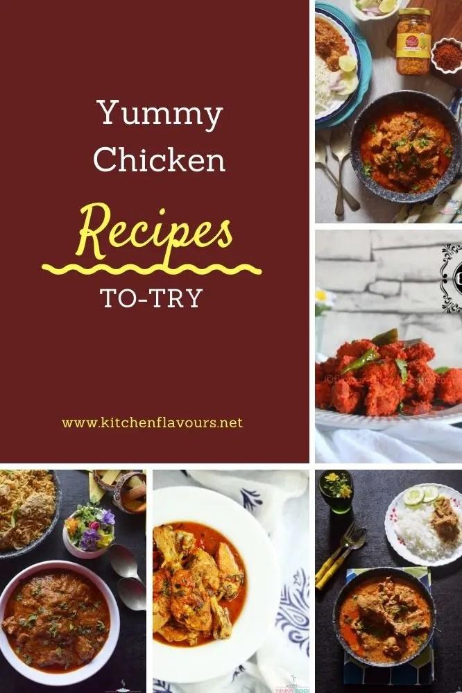 Yummy Chicken Recipes