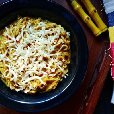 Cheese Maggi Recipe
