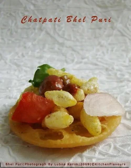 Chatpati Bhel Puri