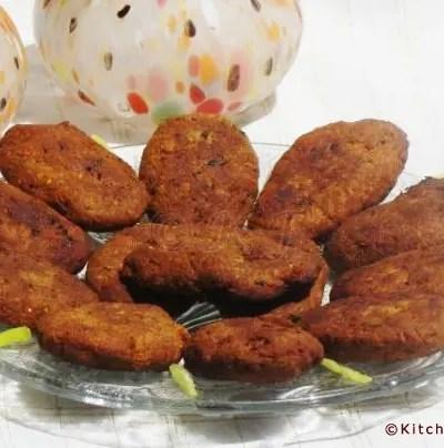 Shamiya – Delectable Flat Meat Balls