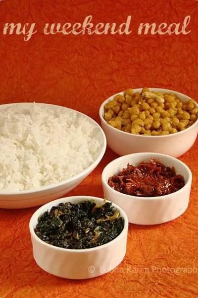 Thotakura Fry/Amaranth Leaves Stir Fry