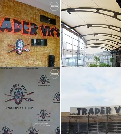 Restaurant Review: Trader Vic's