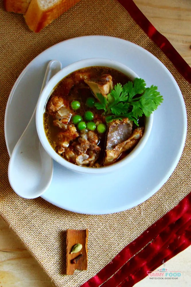 Pressure Cooker Lamb Stew Recipe