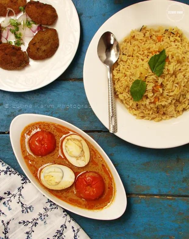 Hyderabadi Bagare Tamatar/Tamatar ka Salan