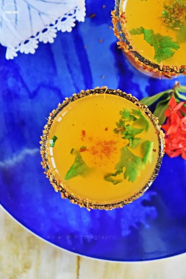 Mango Masala Soda