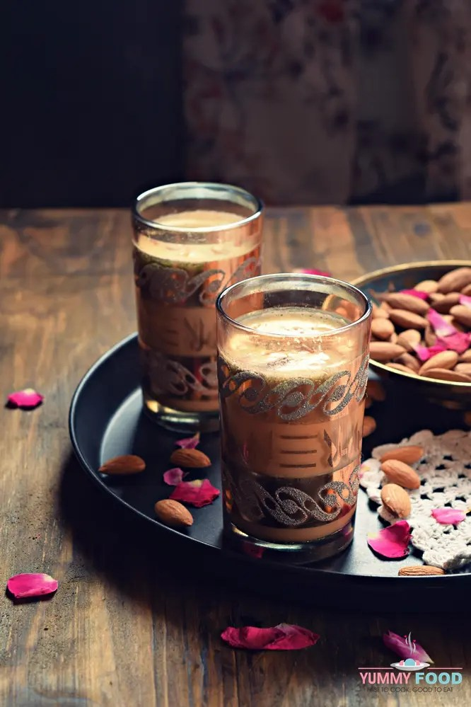 Hyderabadi Badam ka Harira | Healthy and Nourishing Almond Drink
