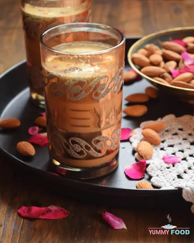 How to make badam ka harira recipe