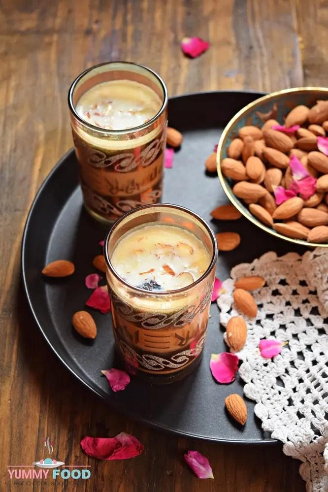 Hyderabadi Almond Drink