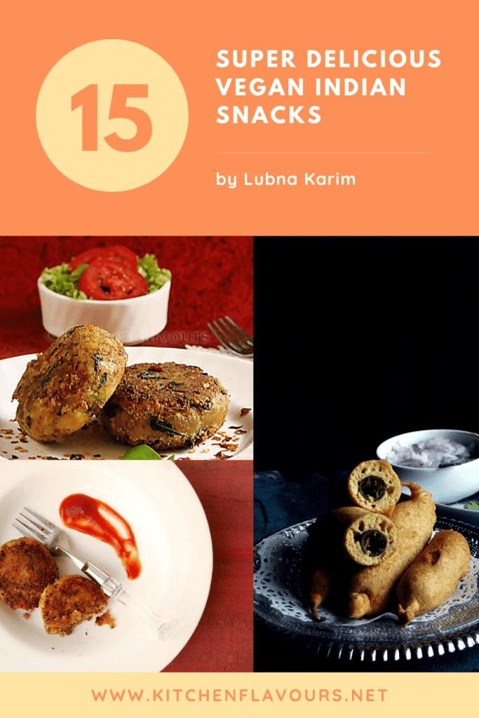 Delicious Vegan Indian Snacks