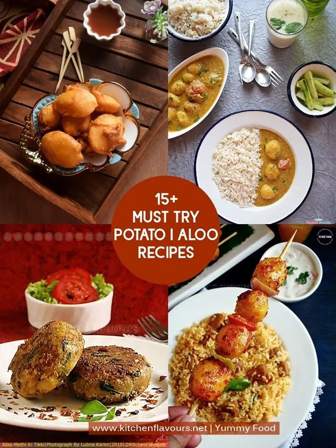 Must Try Potato Recipes