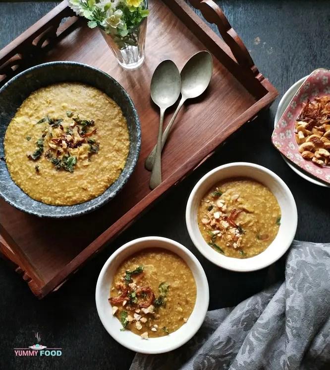 Healthy Millet Daleem Recipe