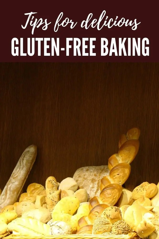 tips for Delicious Gluten-Free Baking