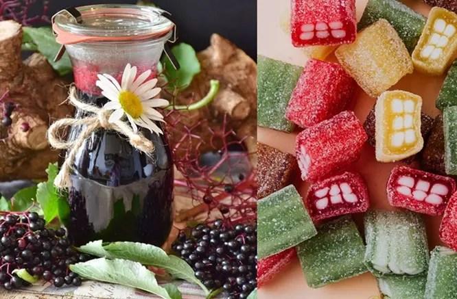 Elderberry Syrup-Gummies