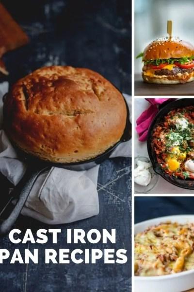 5 Cast Iron Pan Recipes You Can Not Pass Up