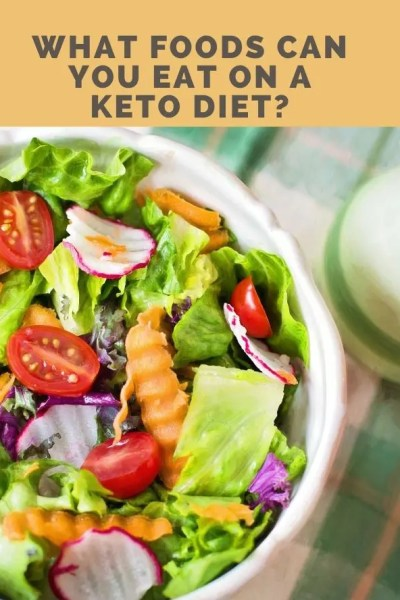 What Foods Can You Eat on a Keto Diet?